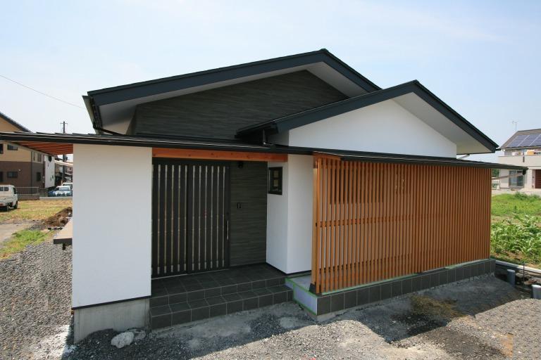 和と格子 | デザイン住宅の株式会社ぶすじま建設|群馬県桐生市