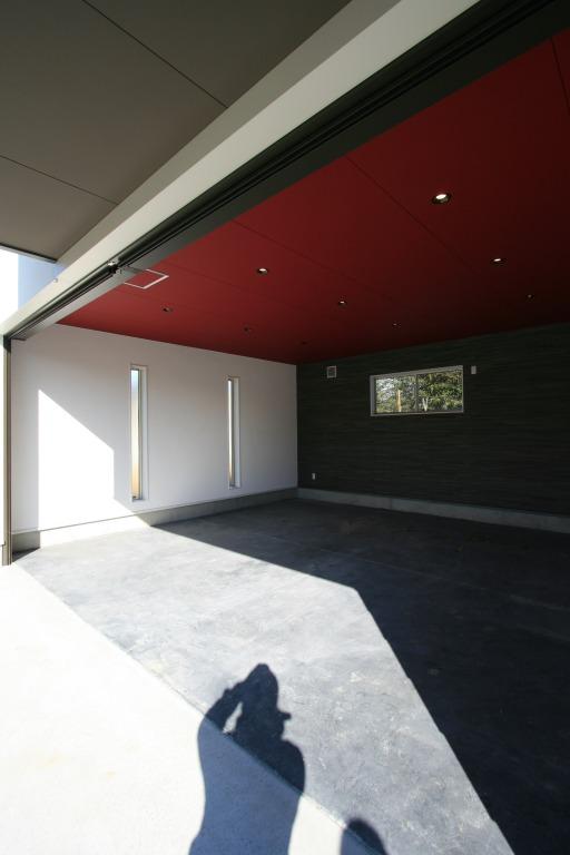 Garage-HH | デザイン住宅の株式会社ぶすじま建設|群馬県桐生市