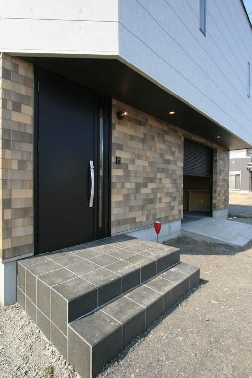 BIKE Garage | デザイン住宅の株式会社ぶすじま建設|群馬県桐生市